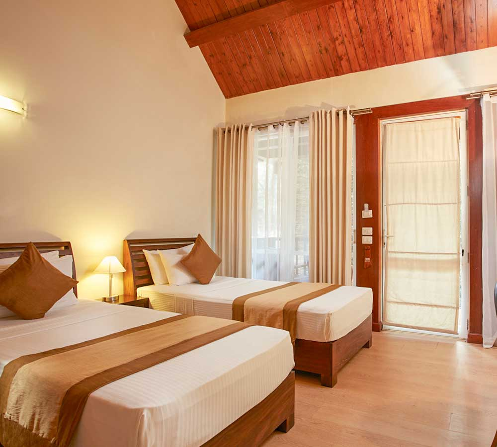 Accommodation at one of the best Dambulla Resorts in Sri Lanka