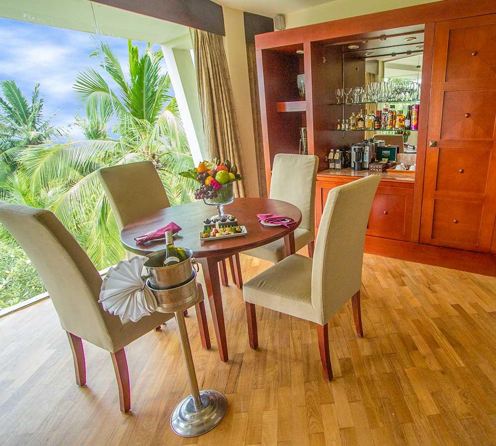 Luxury Rooms & Suites at Eden Resort Beruwala