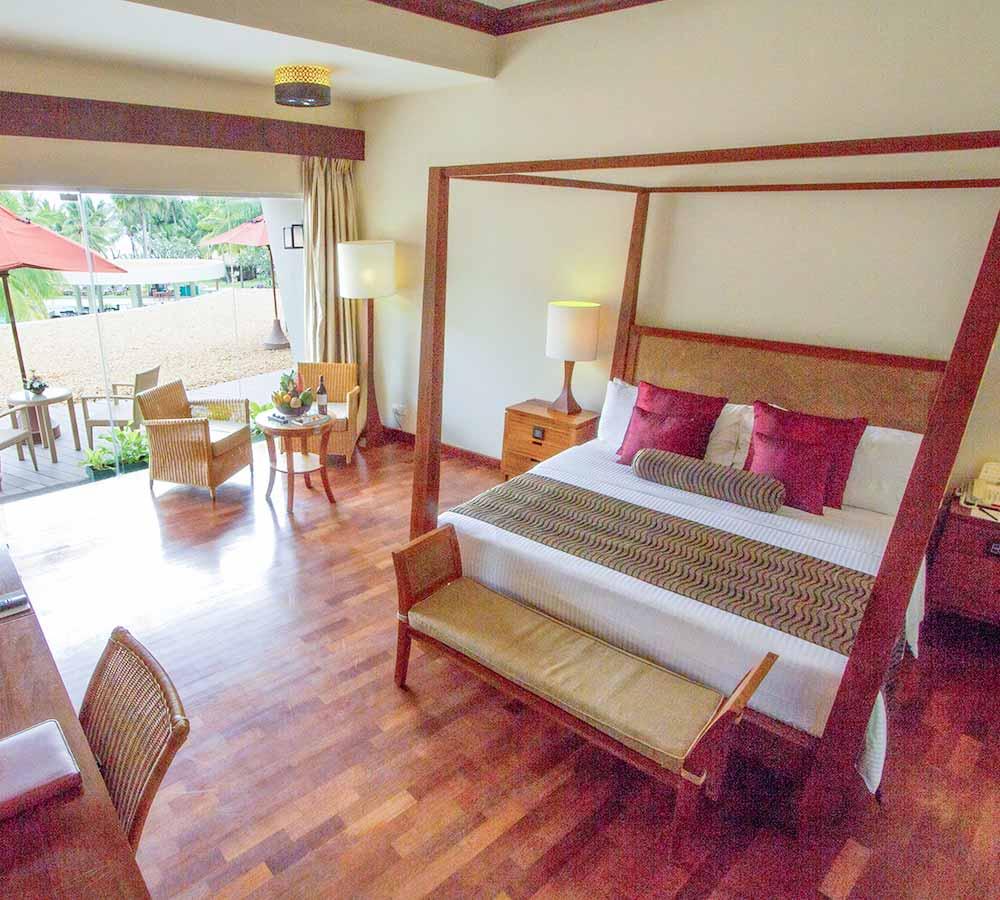 Paradise Room at Eden Resort & Spa Sri Lanka