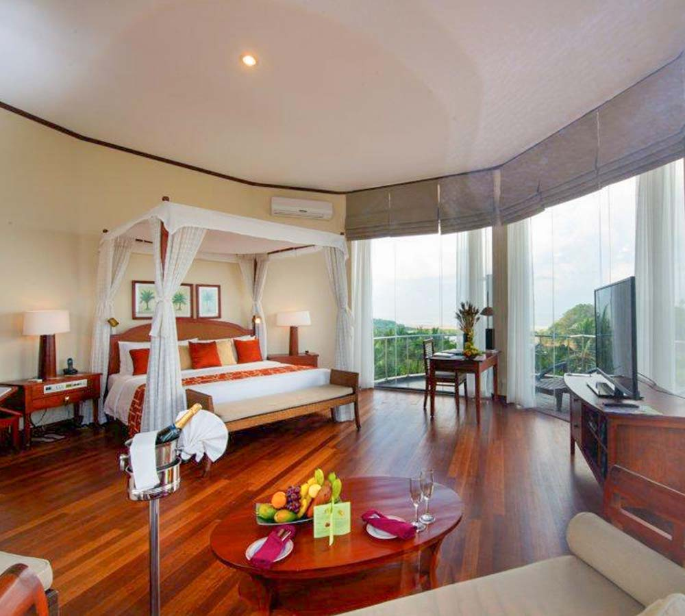 Paradise Penthouse at Eden Resort & Spa